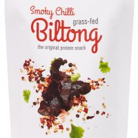 Clean Paleo Smoky Chilli Biltong