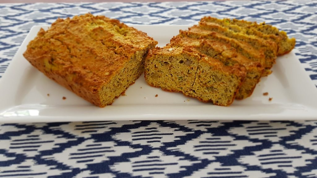 Primal Zucchini and Carrot Loaf