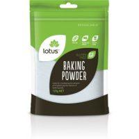 Lotus Baking Powder G/F 125g